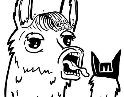 Rage llama