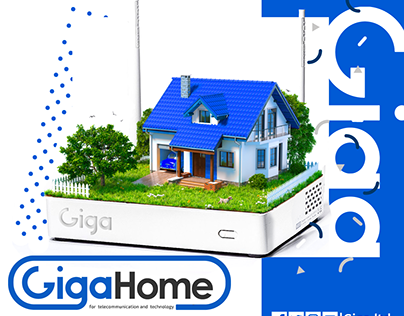 Giga Social Media Design