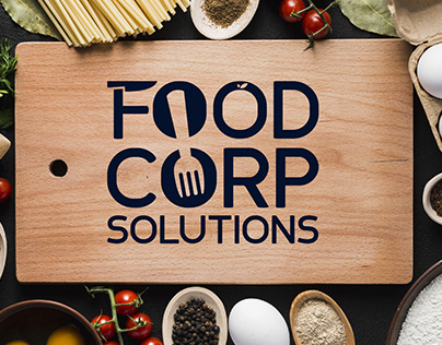 Identidad Corporativa FOOD CORP Solutions