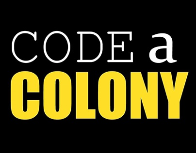 Code a Colony