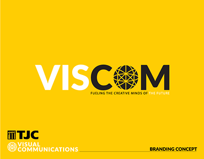 TJC | Visual Communications Program Branding