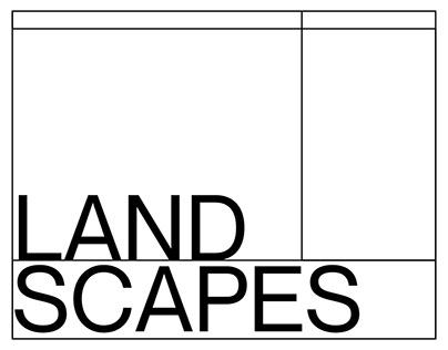 LANDSCAPES IV