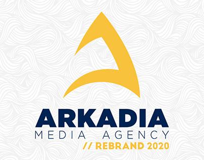 Arkadia // Rebrand 2020