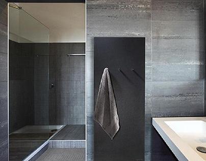 Bathroom Radiator Towel Rack