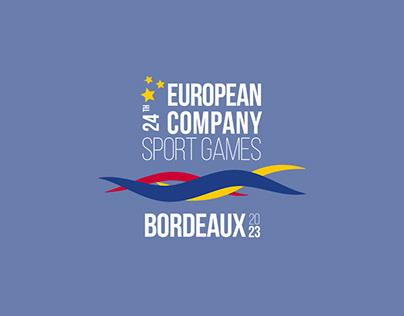Jeux Européen du Sport d'Entreprise