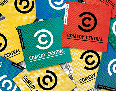 // COMEDY CENTRAL [Cortinilla Video]