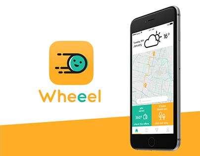 Wheeel | Mobile App Concept