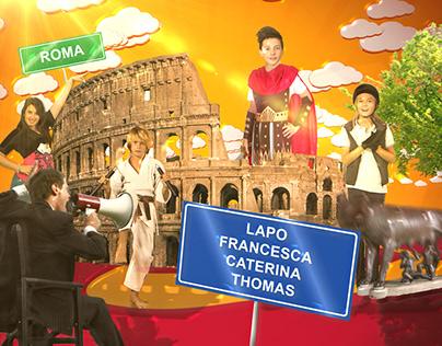 The Italian Diary