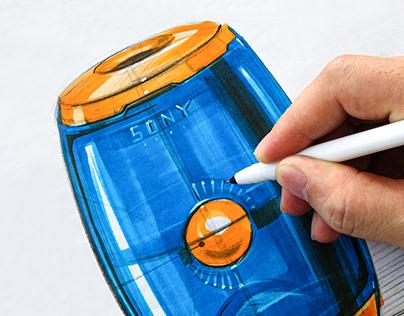 Sketch design 2020 (Part 3)
