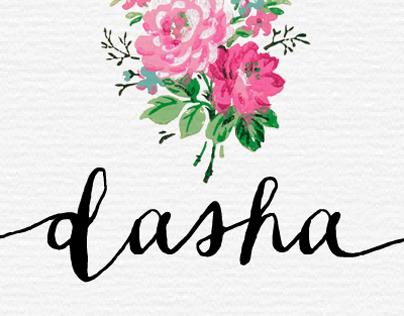 Dasha Font