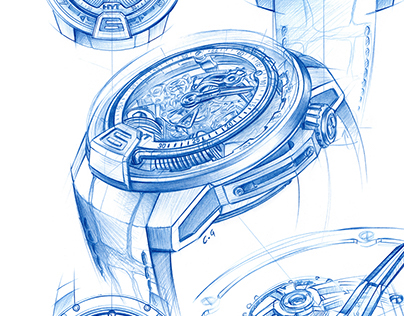 HYT_WATCHES_H2_SKETCHES