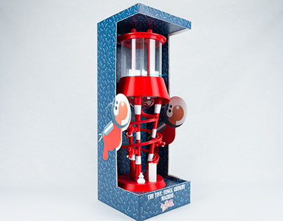 The Tiny, Tangy, Crunchy Machine - Product design
