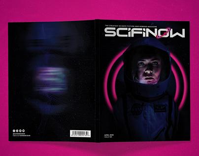 ScifiNow Magazine Case Study