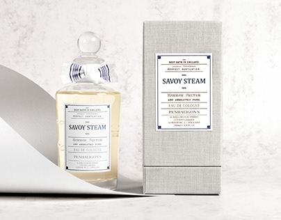 Savoy Steam for Penhaligon's