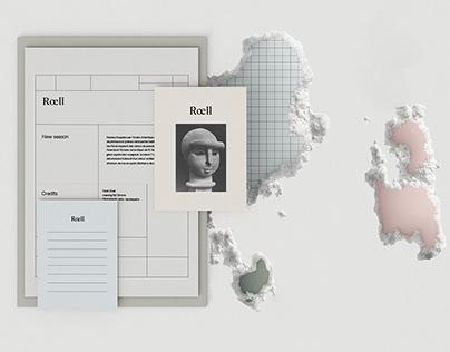 Roel Magazine - Identity