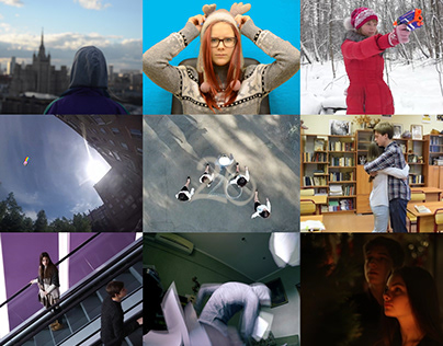 Music Video Collage of LIT Students' Projects