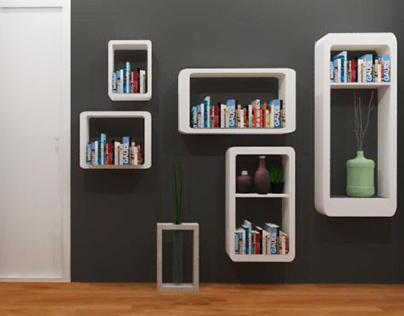 Domestic Space Design // 2BHK for theatre artist