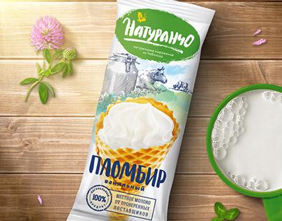 Naturancho - naturally organic ice cream