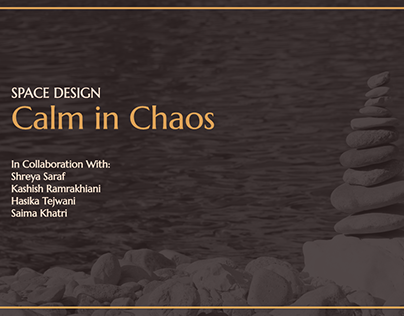 Space Design: Calm In Chaos