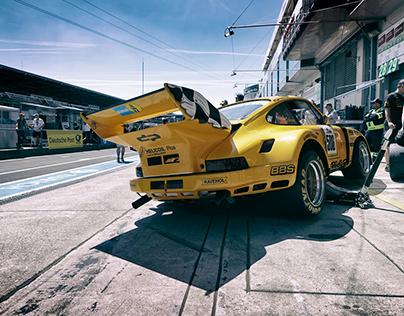 Nürburgring 24hrs classic race