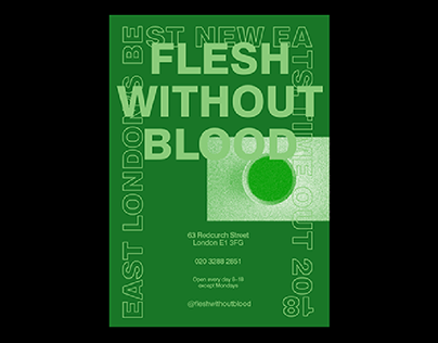 Flesh Without Blood