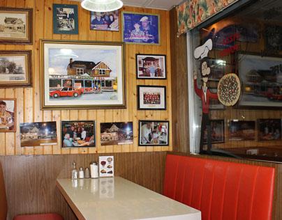 Louis' Restaurant website