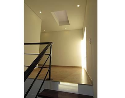 Adecuación apartamento en conjunto Estoril, Bogotá