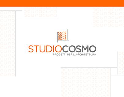 studio cosmo - immagine coordinata