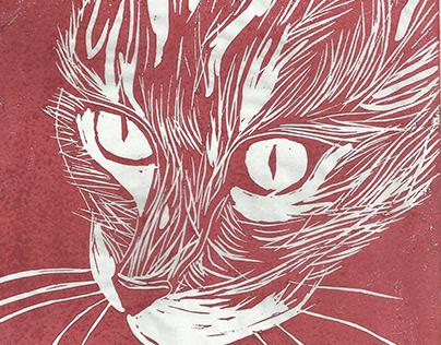 Printmaking: Linocut