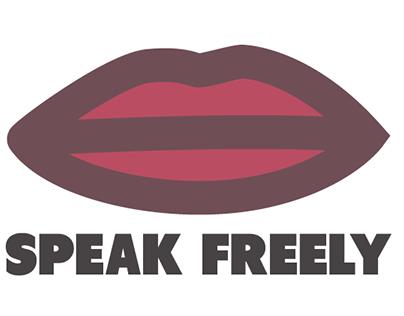 Speak Freely | 24 hr design project