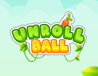 Game Art - Unroll Ball