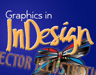 Book on using InDesign for graphic production