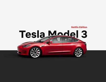 Tesla x Netflix