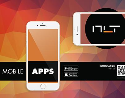 Mobile Apps NLT Portfolio