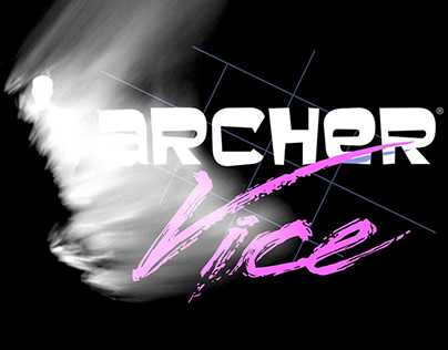 Archer | Season 5 Vice Title Sequence