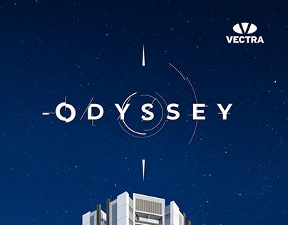 Odyssey Vectra. Um novo passo da sua jornada.