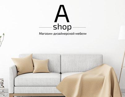 A-SHOP Online store