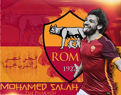 Design For Mohahmed Salah