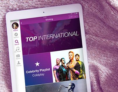 Anghami music app