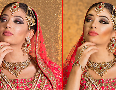 Photo Retouch & Beauty Retouch Before with After