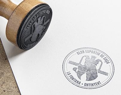 Modernización de logo para asociación de caza.