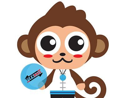 TIRAPY Tai Chi Monkey Tiraki
