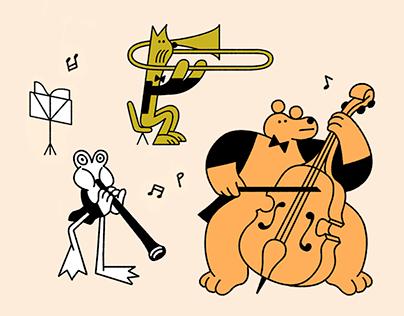 Symphony Orchestra | Chevostik
