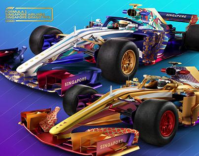 2019 Singapore Grand Prix Formula 1®