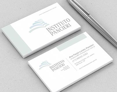 Identidade Visual Instituto Pancieri