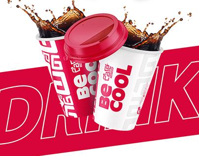 Cafe Culture branding