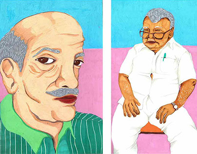 Uncles of Indian Coffee House, The Lookout Journal