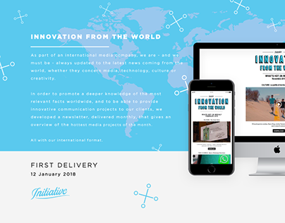 Innovation from the World: Newsletter