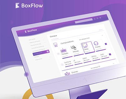 BoxFlow - Sales ERP