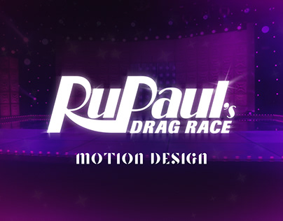 Rupaul's Drag Race - Intro Redesign